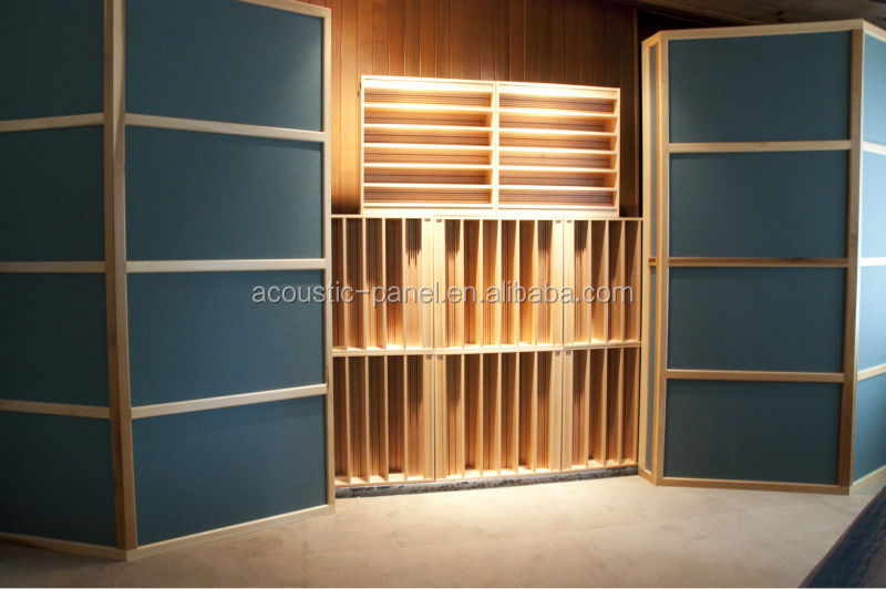 professional studio/ recording room/ music hall / cinema sound diffusers