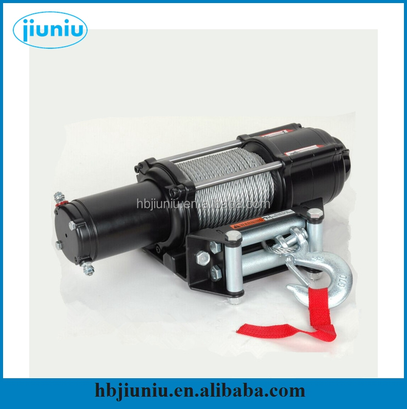 electric wire rope windlass small electric winch 12 volt from china supplier