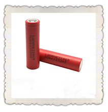 reasonable price CE RoHS 18650 hg2 battery ,li on battery 3.7v lg hg2