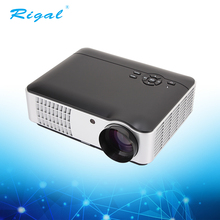 LED full HD Android wifi digital home cinema projector support 1080p