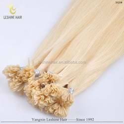Top Grade Wholesale Logo Remy 100 strands of remy hair extensions