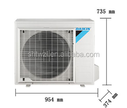 daikin commercial air conditioning china, air condition