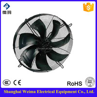 YWF800 Series Three-phase Blowing Industrial Axial Fans With External Rotor Motor