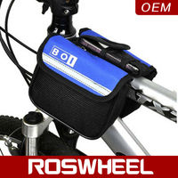 Wholesale high quality waterproof cycling front tube pannier