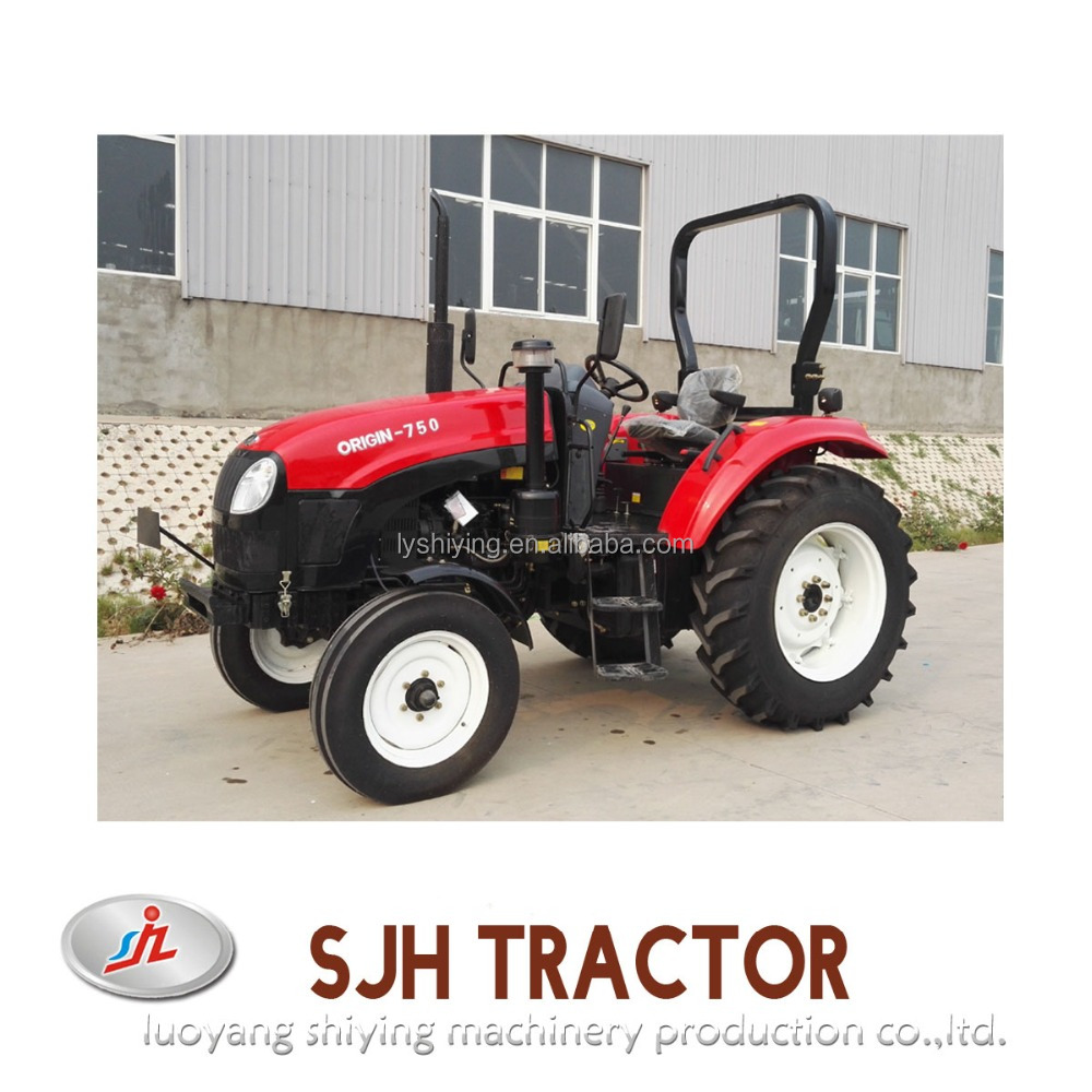 SJH 75HP Farm tractor best price from china