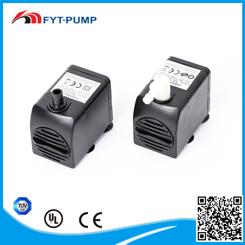 standard CE motor drive submersible electric centrifugal small inline water pump