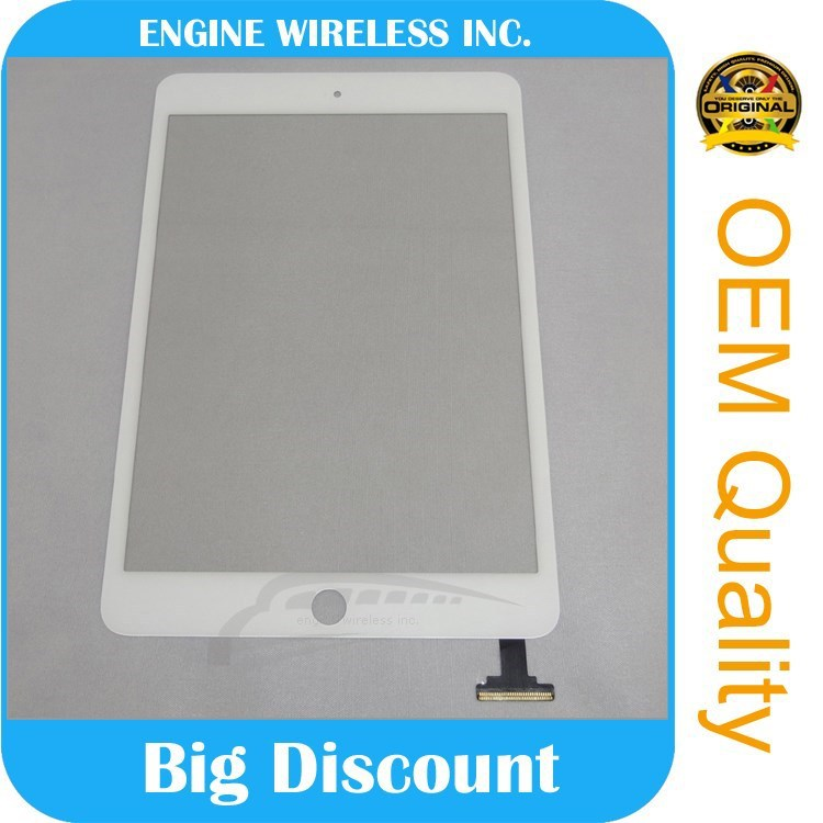 cellular phone housing for ipad mini touch glass