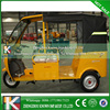 three wheel cargo motorcycle, 3 wheel bike taxi for sale