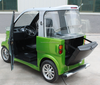 New Electric Motor Car with EEC Certificate Approved in China