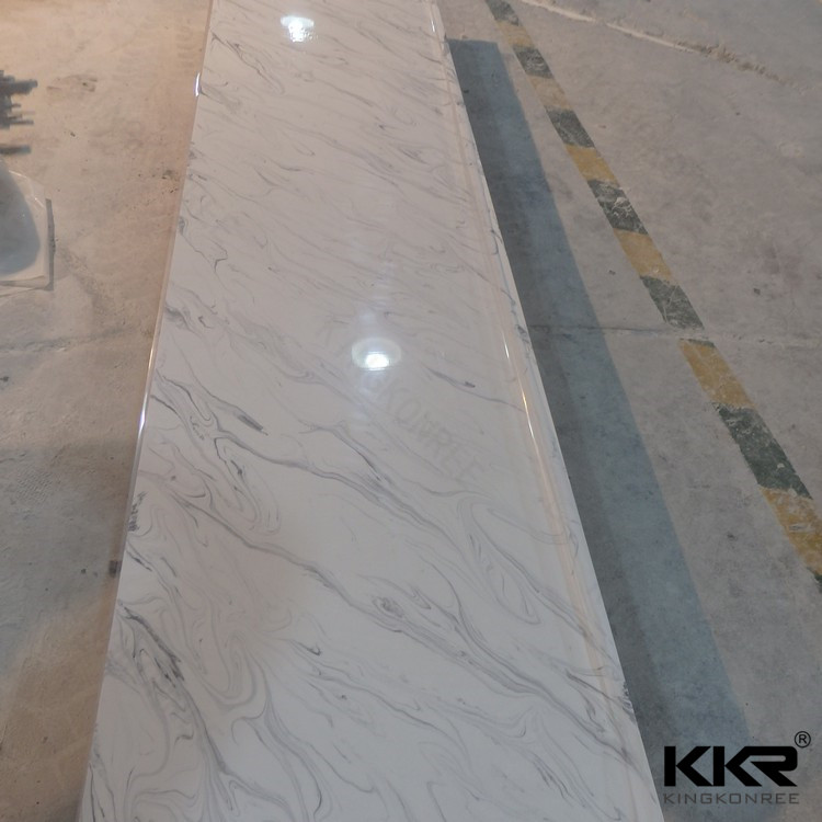 decorative building materials Marble acrylic solid surface