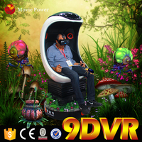 Hot interactive vr x ride 3d 4d 5d 7d 9d cinema