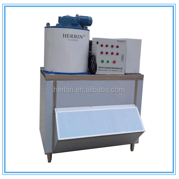 Price of Salt Water Flake Ice Machine /Snow Ice Making Machine CE Certificate