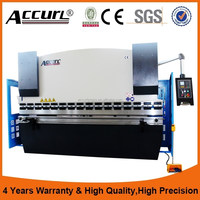 Bosch Components AccurL hydraulic press brake,cnc carbon sheet bender,automatic metal sheet bending machine