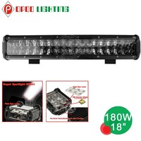 4x4 ATV SUV Jepp off road use 18 inch 180w led light bar