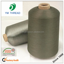 Dyed 75D 100D dty fdy polyester yarn for label weaving
