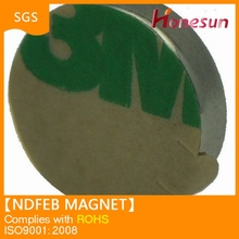 Industrial Magnet Application Permanent Type 3M adhesive magnet