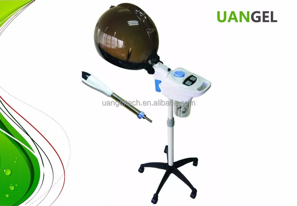 ozone hair and & facial steamer with inoic for salon