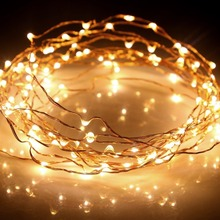 2017 new style gorgeous 3*AA battery operated LED mini coppper wire waterproof battery box fairy string lights