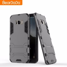 Hybrid 2 in 1 custom case cover for samsung galaxy s8