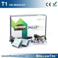 Cars And Trucks Use BT-AUTO Patent T1 Smart System CE ROHS HID CANBUS Ballast 35w 55w Single Beam Xenon Conversion Kits