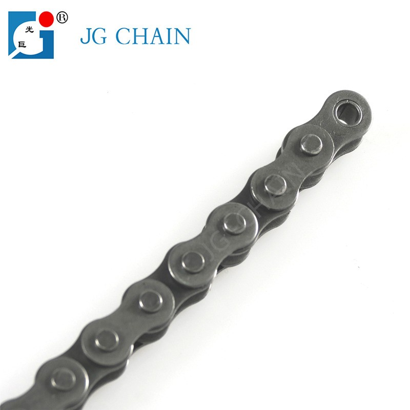 05B china supplier carbon steel material power transmission parts small pitch roller <strong>chain</strong>