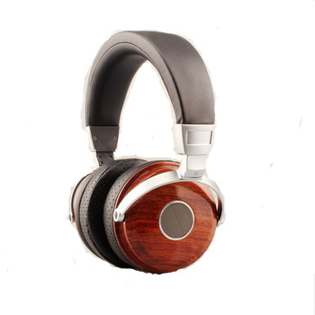 2018 premium wood headset customized headphone free <strong>sample</strong> for silent party headphone