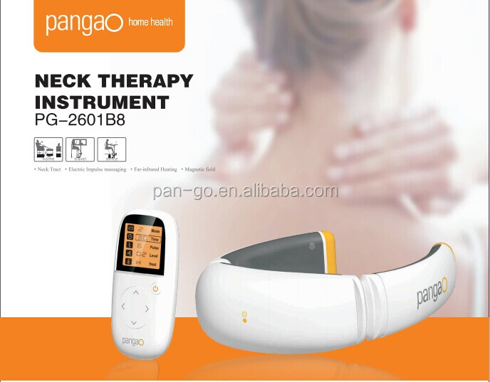 Advanced electric neck massage machine
