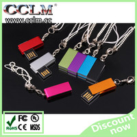 Keychain Metal Mini Pormo USB Flash Drive
