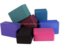 Wholesale Raying Yoga Block Brick Foaming Foam Home Exercise Practice Fitness Sport Tool New F5