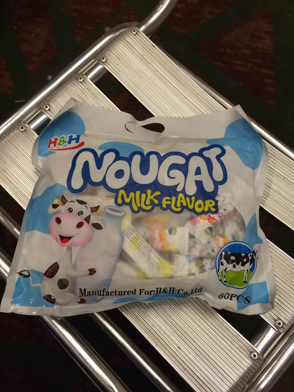 Delicious Nougat Candy Supplier