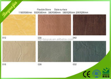 Factory price flexible exterior wall picture tiles