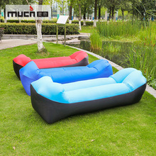 Outdoor sports ripstop Nylon fast inflatable sleeping bed