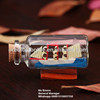 Glass Ship In Bottle Arts And