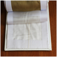 China Thin Excellent Fire Retardant Curtain/Fabric/Textile For Window Screen