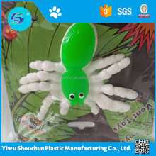 Customized sticky joking toys and sticky beads art toys