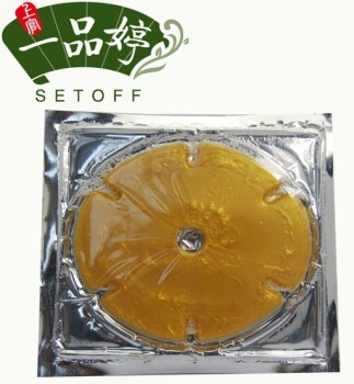New oem golden crystal breast mask for sale