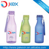 Plastic Drinking Rubber Coating Bottle