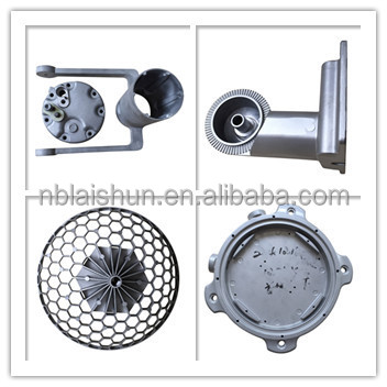 New Product OEM Advanced Wholesale Nozzle Part T6 Auto CAD Aluminum Die Casting