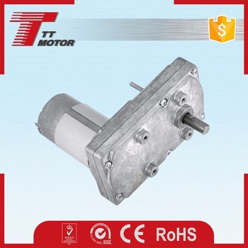 100*60mm metal brush dc gear motor AND 12v dc gear motor in usa