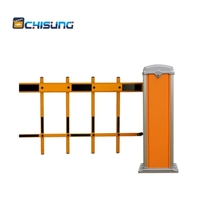 Remote Control Barrier Gate Car Parking Lot Lock