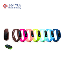 J-Style sport Smart Wristband fitness tracker foot step counter