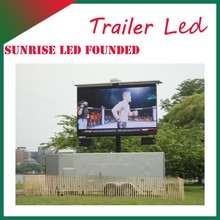 This unique Mobile led billboard truck advertising medium reaches audiences missed by traditional broadcast and print media