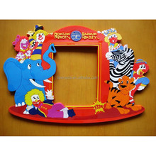 Hot Sell Wholesale Custom Best Quality Nice Design Eco-Friendly Silicone Photo Frame For Kids