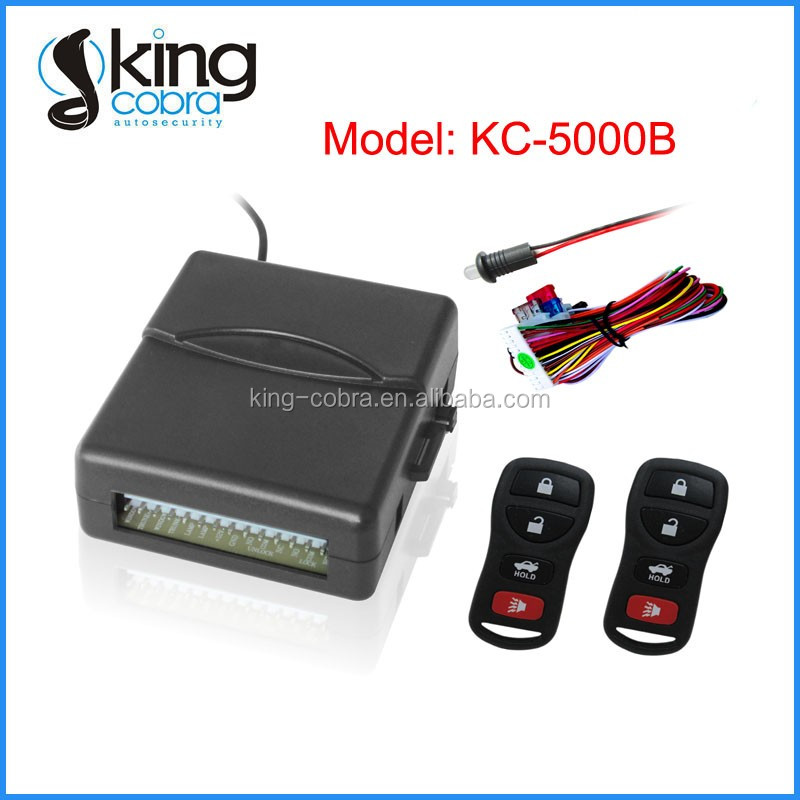 Wholesale DC 12V Universal Car Keyless Entry