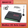 Modbus 3G temperature GPRS remote data logger for Weather Station