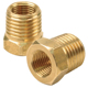 Home Brass Water Faucet Converter Female BSP 1/8 to EPT 1/4 Male Pipe Head Fitting