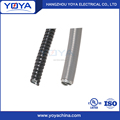 Thick pvc liquid tight flexible steel conduit