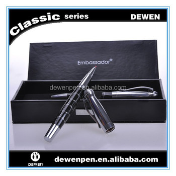 2015 HOT selling---metal pen,ELEGANT Business Gift pen set,pen and pencil set with gift box