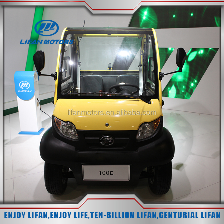 Professional Chinese Commutter Electric Delivery Cars