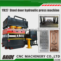 hydraulic hot press machine /door making machine/3600Tons door skin making machine